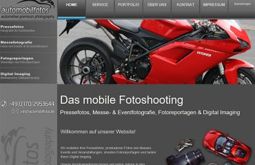 Mobile Fotoshootings