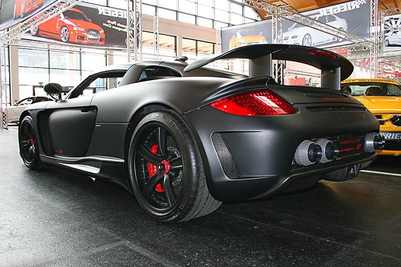 Tuning World Bodensee Porsche Gemballa Mirage GT