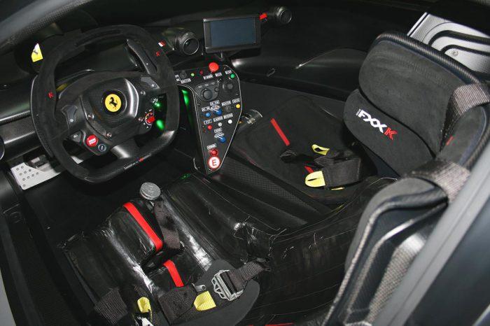 Ferrari FXXK Interieur