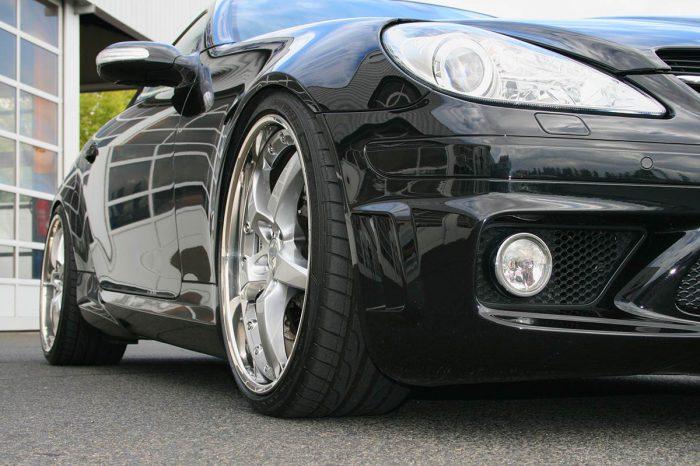 Mercedes-AMG SLK