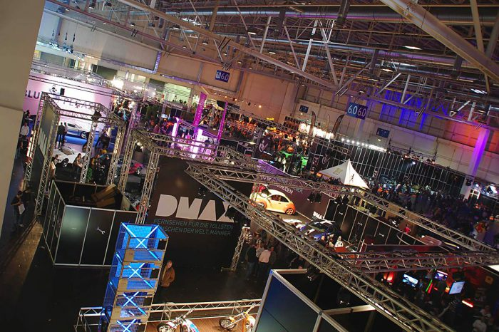 Messe Tuning World Bodensee