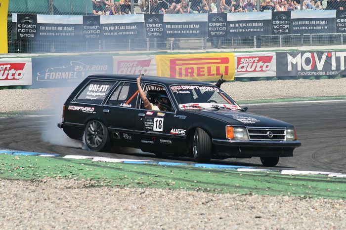 Motorsport - Driften