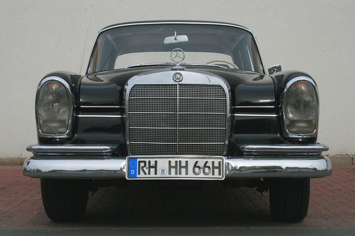 Fotos Mercedes-Benz 220 SE