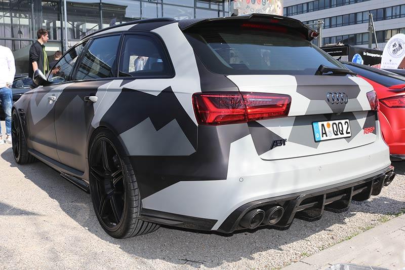 P4 Meet & Drive 2017 Motorworld München