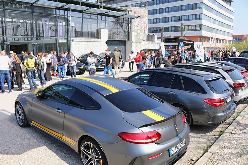 P4 Meet & Drive München
