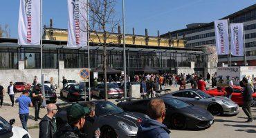 P4 Meet & Drive München 2017