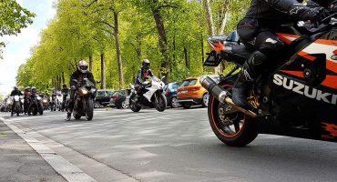 Motorradsternfahrt nach Kulmbach